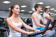 Gym Penuh Bukan Kendala Berolahraga