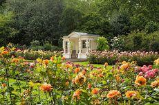 Tahun 2021 Ini, Turis Bisa Piknik di Taman Istana Buckingham