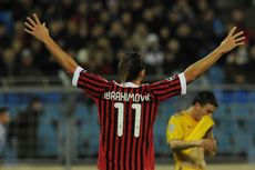 Agen Isyaratkan Zlatan Ibrahimovic Pensiun di AC Milan