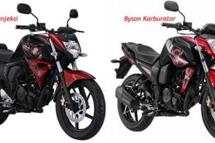 Ini 10 Perbedaan Yamaha Byson Baru Dan Lama