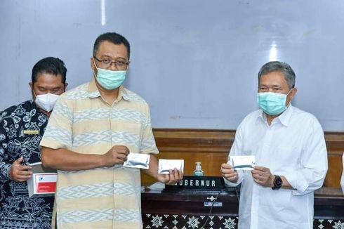 Enram, Alat Rapid Test Antigen Buatan Lokal Diluncurkan di NTB, Ini Harapan Gubernur Zulkieflimansyah