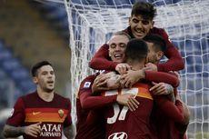 Klasemen Liga Italia - AS Roma Ancam Milan dan Inter, Posisi Juventus?