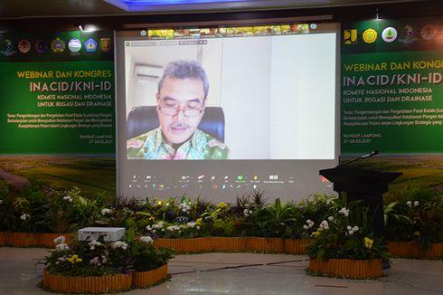 Ditjen Sumber Daya Air Kementerian PUPR Selenggarakan Seminar Nasional INACID/ KNI-ID 2021