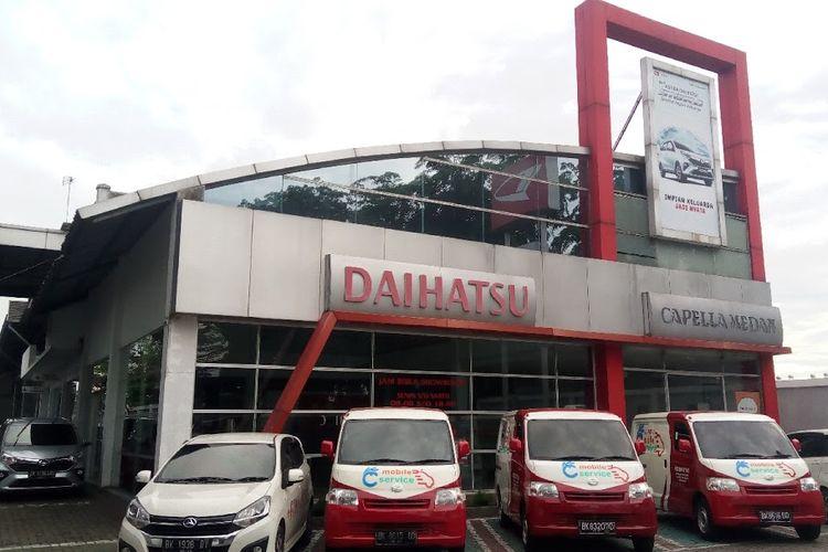 Daihatsu Capella Gatsu 2 Medan