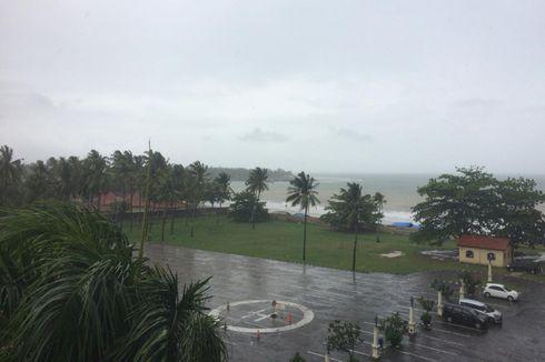 Hotel-hotel di Sekitar Pantai Anyer Tetap Beroperasi