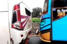 Ternyata Jarak Aman Bus Berbeda dari Praktik pada Mobil Biasa