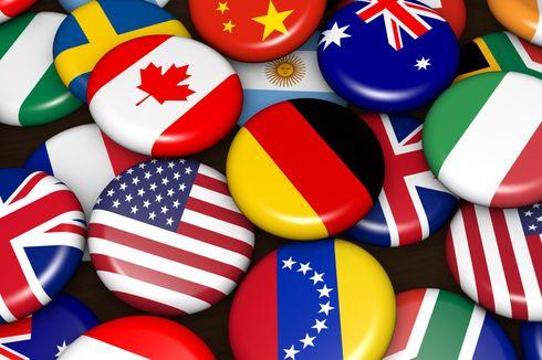 Kenapa Tidak Ada Bendera Nasional di Dunia yang Berwarna Ungu?