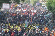 Akibat Demo, KRL Tak Berhenti di Stasiun Tanah Abang dan Palmerah