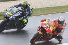 Reaksi Valentino Rossi Saat Tahu Marc Marquez Bakal Absen Lama dari MotoGP