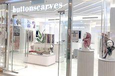 Mengintip Isi Toko Buttonscarves di Malaysia yang Berinterior Modern