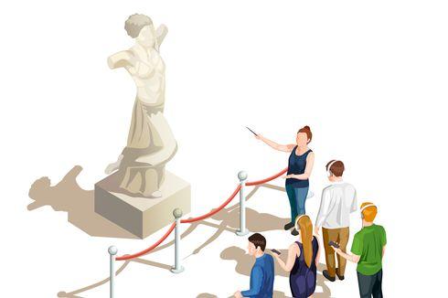 Jenis-Jenis Patung Berdasarkan Bentuk dan Posisinya
