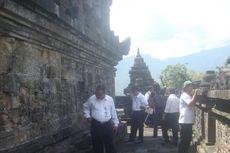 Candi Borobudur Diukur Lagi Pasca-gempa Kebumen