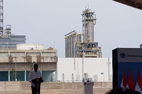 Kembangkan Kompleks Petrokimia, Chanda Asri Dapat Tax Holiday