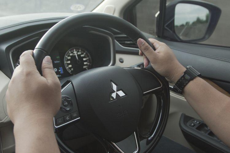 Menjaga kecepatan pada kondisi eco jadi kunci penghematan bahan bakar saat melintas tol trans jawa