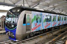 Mulai Sabtu, Jadwal MRT Jakarta Berubah, Simak Jam Operasionalnya