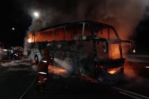 Waspada Para Pengusaha, Ini Tiga Faktor yang Membuat Bus Terbakar