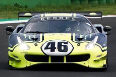Mengintip Valentino Rossi yang Lagi Balapan Endurance 12 Jam di Bahrain