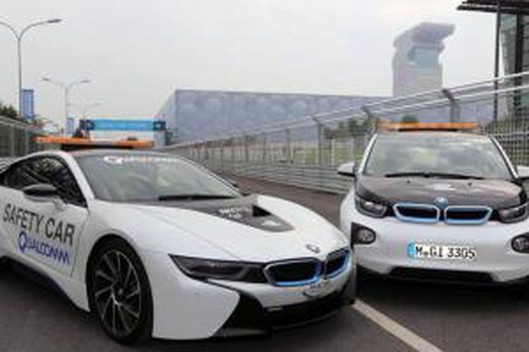 BMW i8 dan i3 didaulat mengawal 10 seri Formula E.