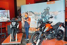 Penta Jaya Laju Motor Tetap Pasarkan KTM, Khusus 200-390 cc