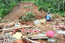 Evakuasi Jasad Korban Longsor Makan Waktu 3 Jam karena Alat Berat Tak Kunjung Datang