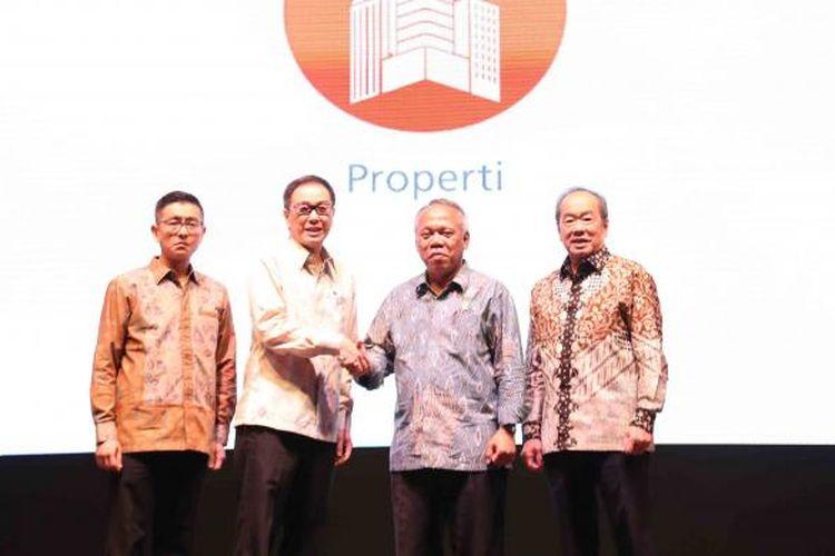 Peluncuran Lini Bisnis ke 7 Astra International di Jakarta, Rabu (26/10/2016).