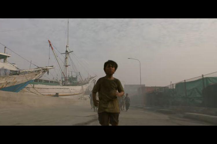 Potongan adegan dalam trailer film Gundala.