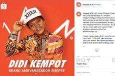 Jadi Brand Ambyarsaddor Shopee, Ini Profil Lengkap Didi Kempot