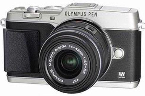 Olympus Rilis Duo Kamera Mirrorless Retro
