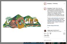 Cerita Pemuda Depok Pembuat Google Doodle Noken Papua