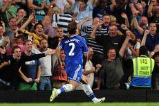 Sundulan Ivanovic Bawa Chelsea Menang 2-1