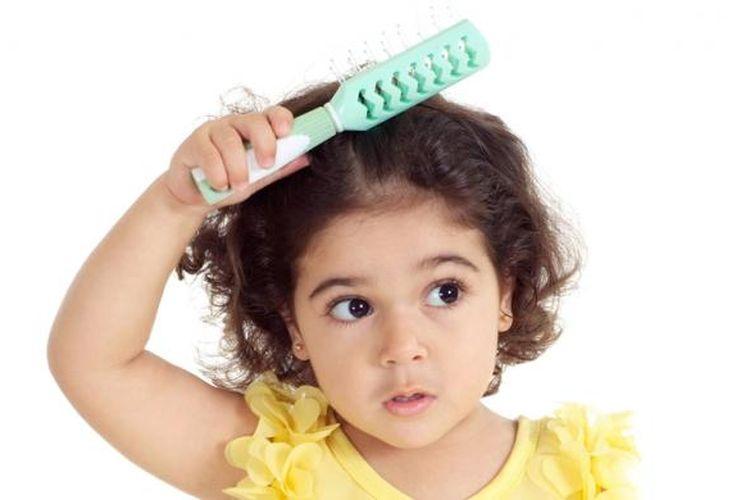Tebal tipisnya rambut bayi juga dipengaruhi faktor genetik.