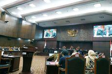 Hakim MK Kembali Tegaskan Situng KPU Bukan Hasil Resmi Pemilu