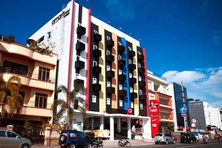 Hotel Amaris di Ambon, Maluku.