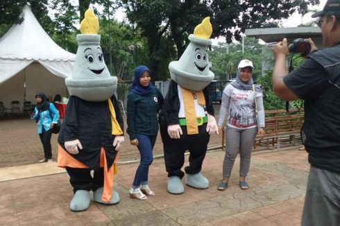 Kenalkan, Ini Maskot Pilkada DKI Jakarta 2017