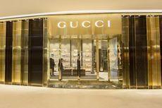 Karyawan Kena Campak, Gerai Gucci di Hong Kong Disemprot Disinfektan