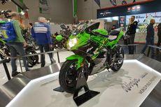 Kawasaki Motor Indonesia Jawab Tantangan Ekspor