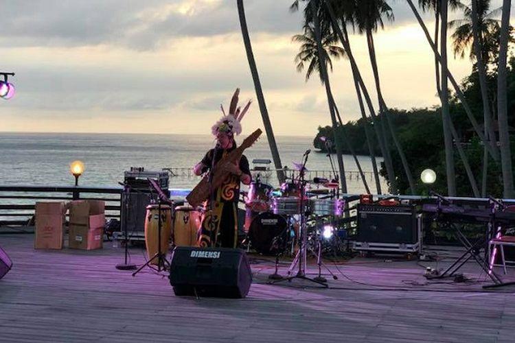 MJDF 2019, Nikmati Musik Jazz di Tengah Surga Bahari Pulau Maratua