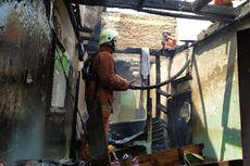 9 Rumah Tinggal di Jatinegara Terbakar, Penyebabnya Belum diketahui