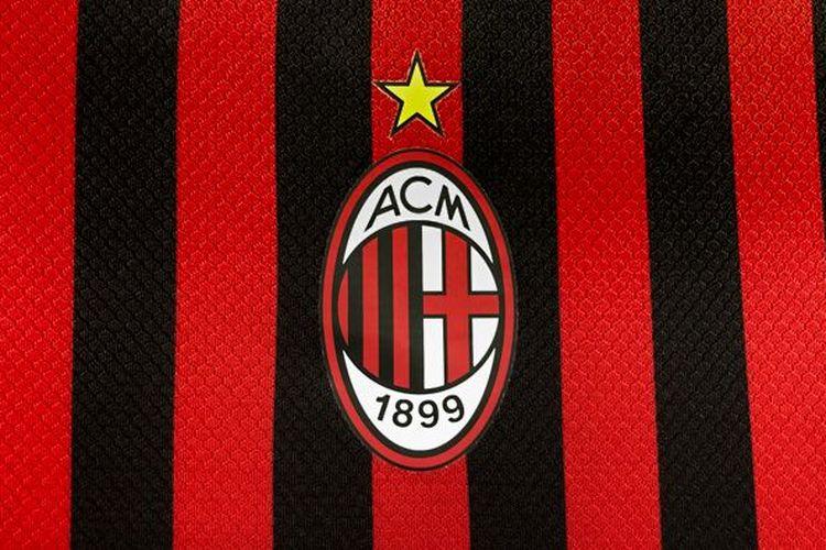 Klub sepak bola Serie A Liga Italia, AC Milan.