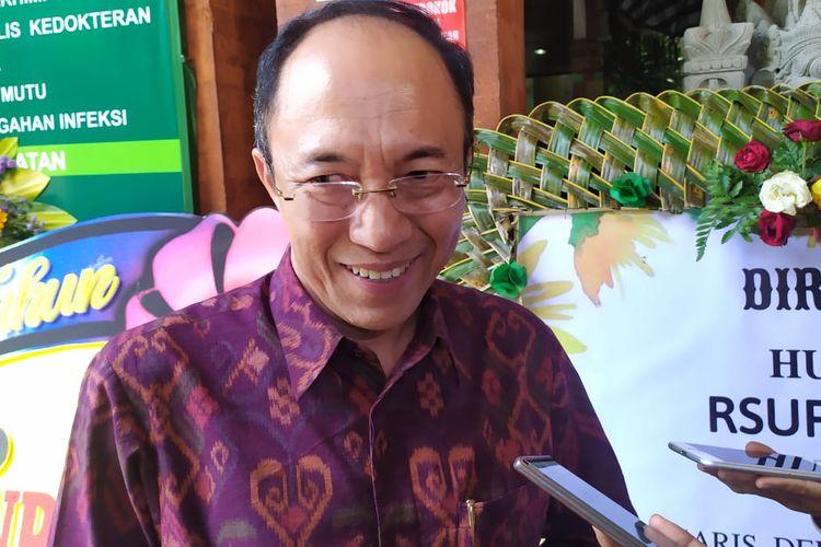Kepala Dinas Kesehatan Bali, I Ketut Suarjaya