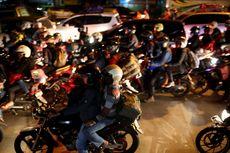 Tahun Ini, Jumlah Pemudik yang Gunakan Sepeda Motor Turun 12,75 Persen