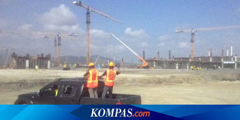 5 Fakta di Balik Pembangunan Bandara NYIA, Tercepat di ...