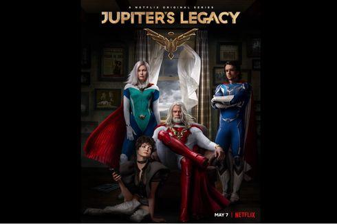 Jelang Penayangan, Serial Netflix Jupiter's Legacy Rilis Trailer Perdana