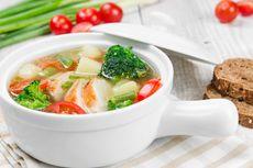 Resep Sop Brokoli Sosis, Menu Sarapan Sehat dan Praktis
