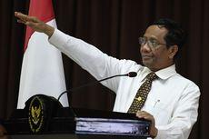 Mahfud MD Sebut Omnibus Law Cipta Lapangan Kerja Utamakan Upah Buruh