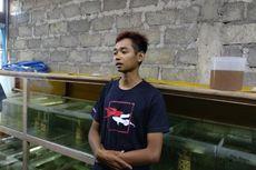 Di Perbukitan Gunungkidul yang Sering Kekeringan, Surip Kembangkan Ternak Ikan Gupi