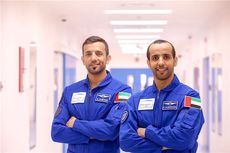 Astronot Pertama UEA Dijadwalkan ke Luar Angkasa September 2019
