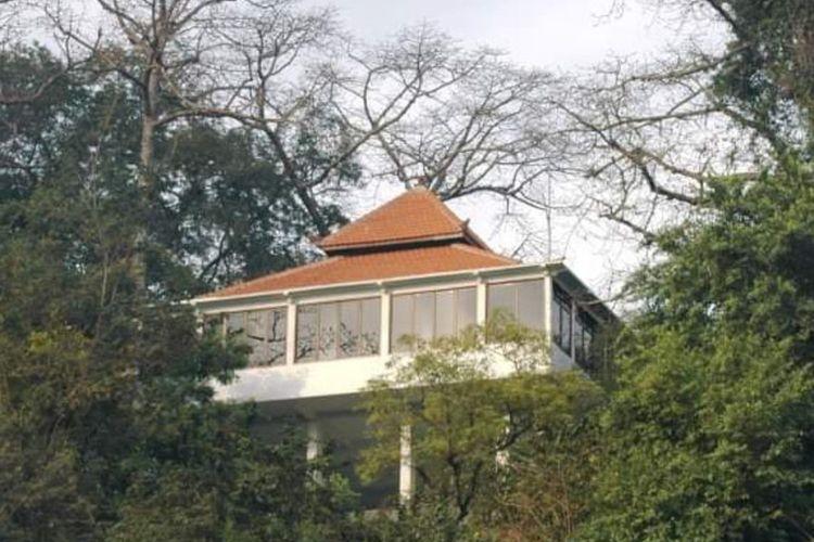 Balai rukyat Condrodipo yang berada di Desa Kembangan, Kecamatan Kebomas, Gresik.