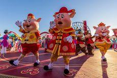 Imlek di Amerika, Beragam Acara di Disneyland Resort dan Universal Studios Hollywood