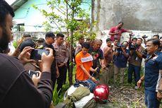 Rekonstruksi Ketiga Pembunuhan Hakim Jamaluddin, Eksekutor Hilangkan Barang Bukti